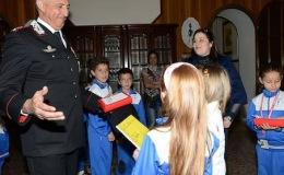 Visita Al Comando dei Carabinieri